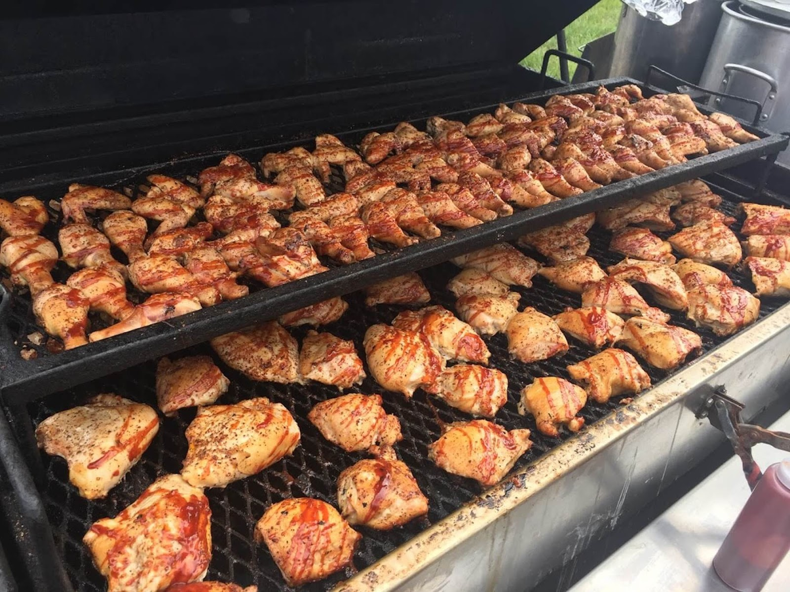 pit beef barbeque
