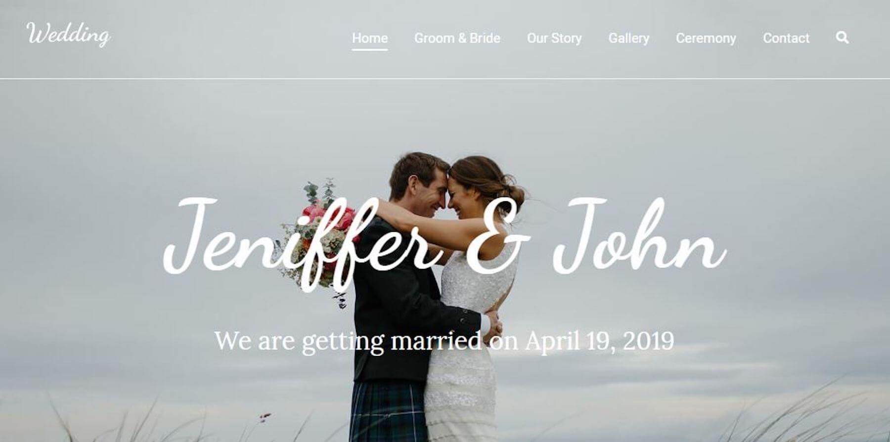 6 Must-Haves on Your Wedding Website