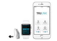 Starkey TruLink Control App for iPhone Hearing Aids