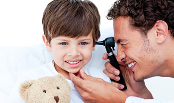 pediatric ear nose and throat care