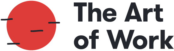 The Art of Work logo