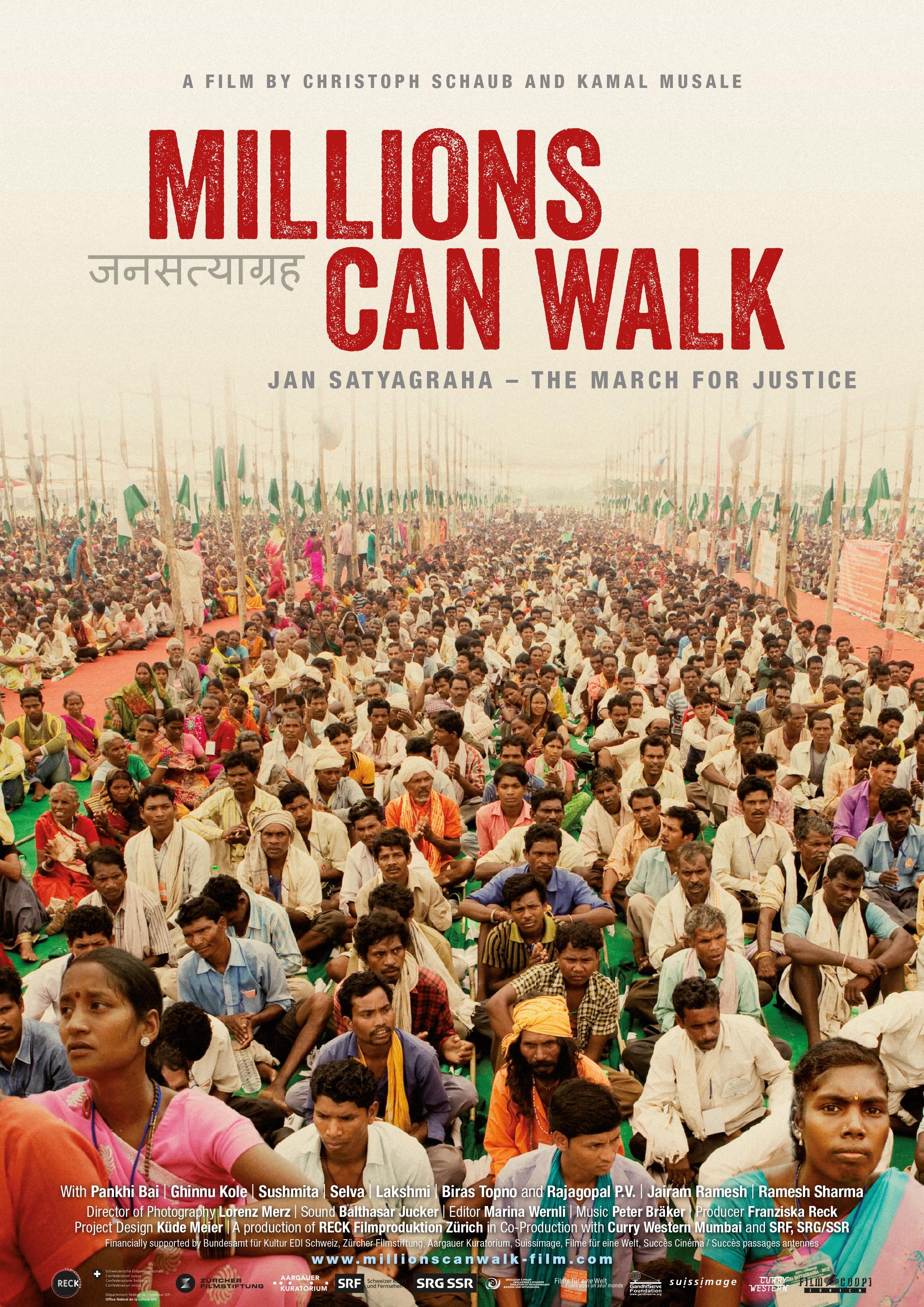 Millions Can Walk