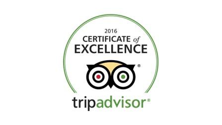 Certificates of Excellence - TripAdvisor