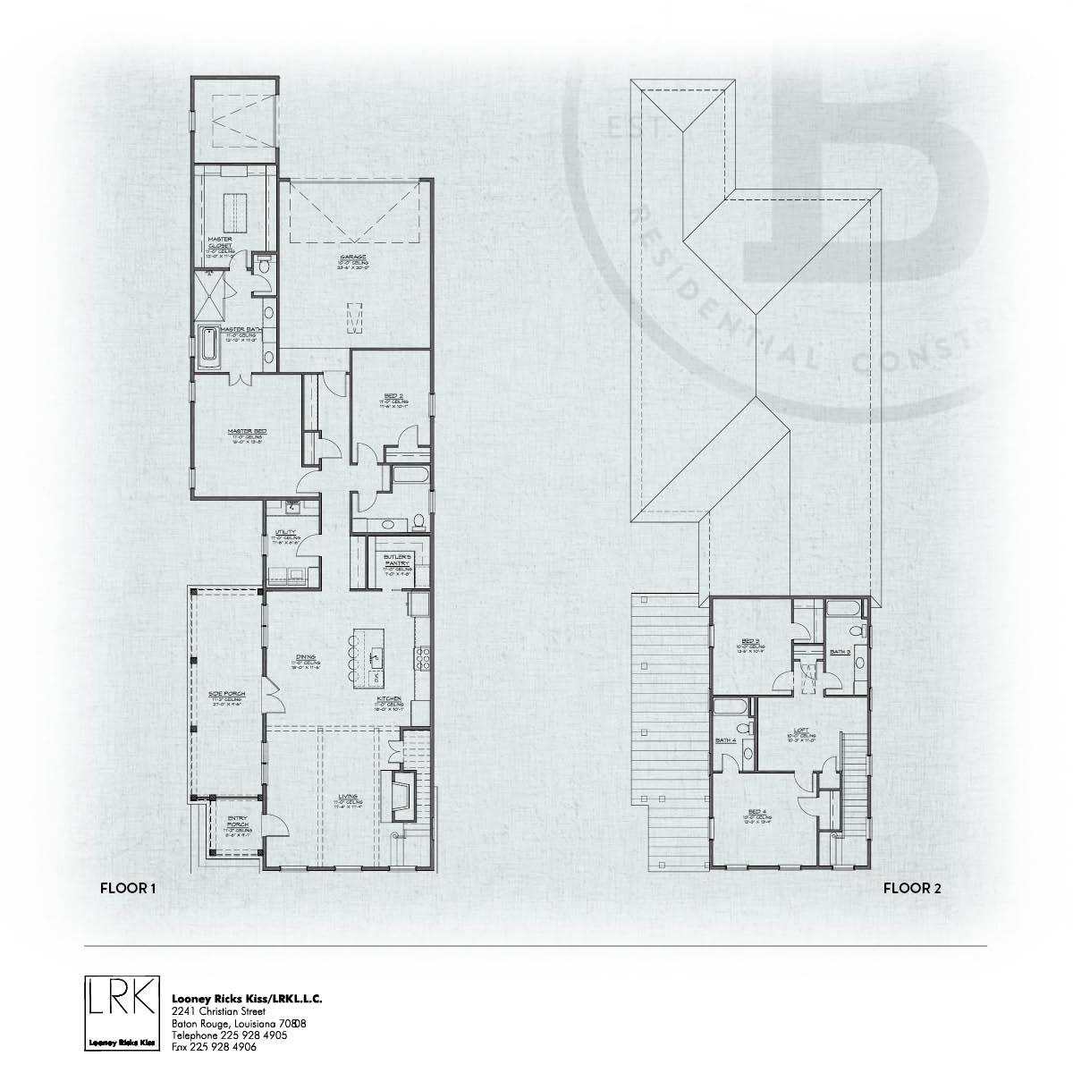 Orleans Floorplan