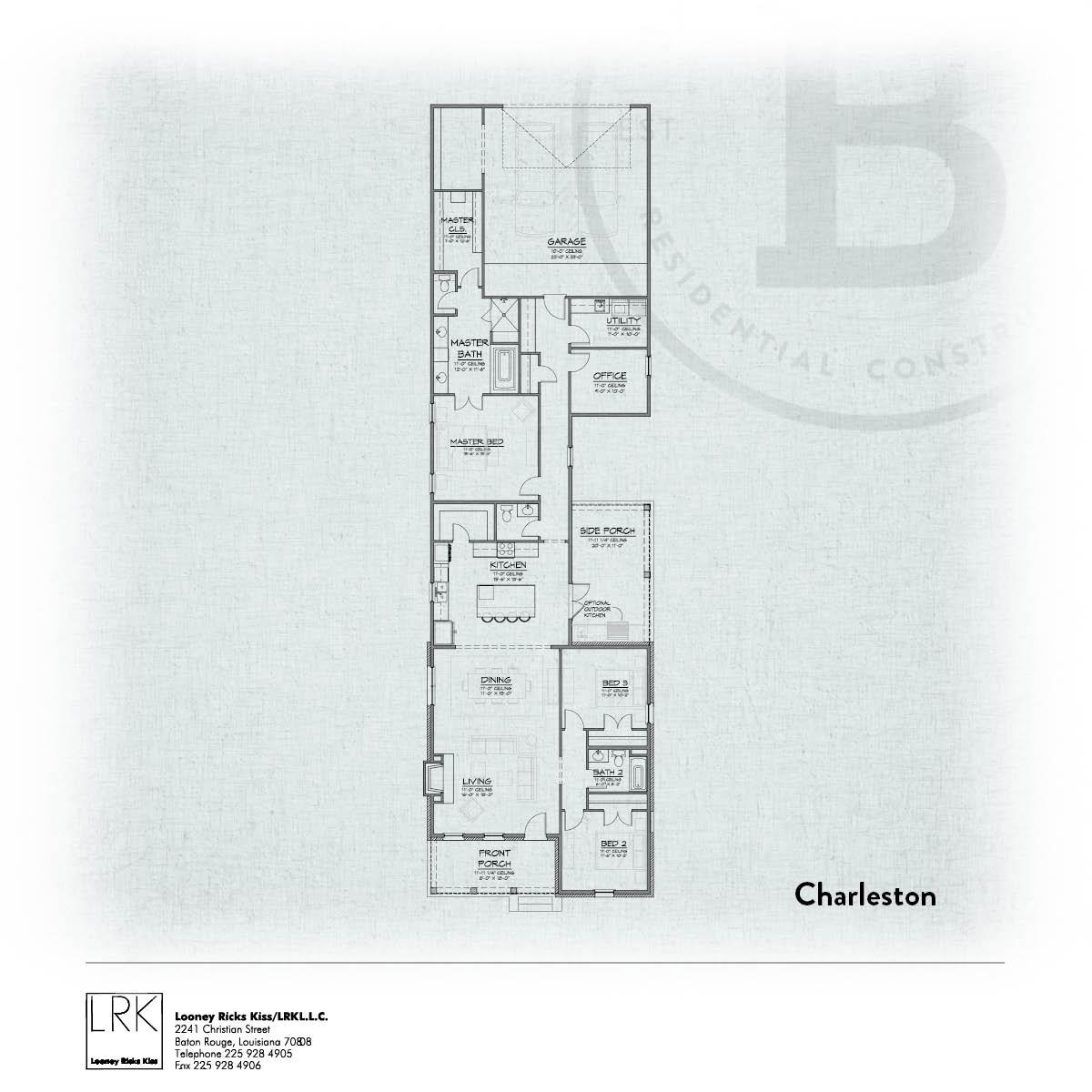 Charleston Floorplan