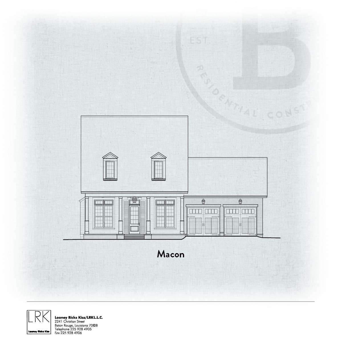 Macon Elevation