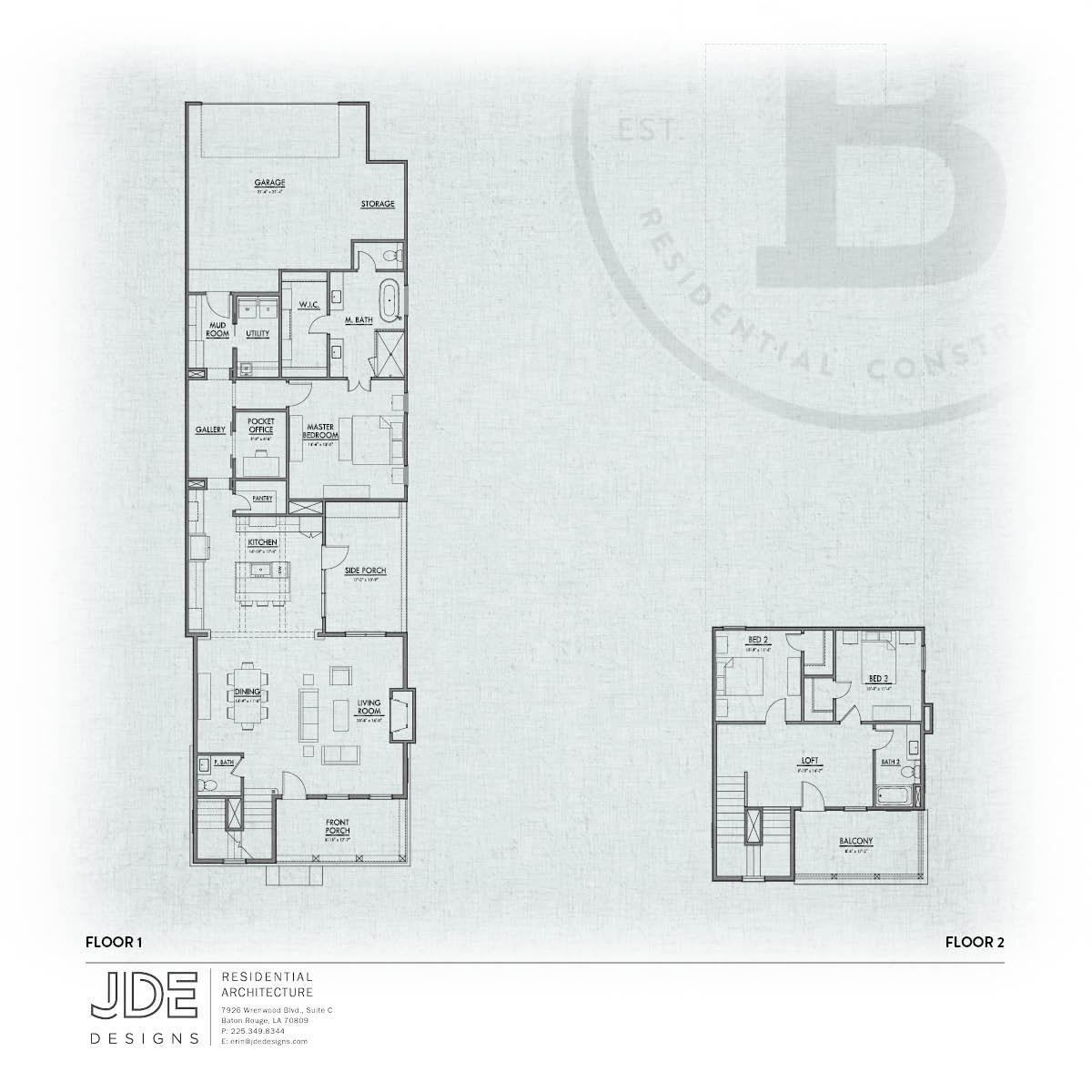 Florence Floorplan