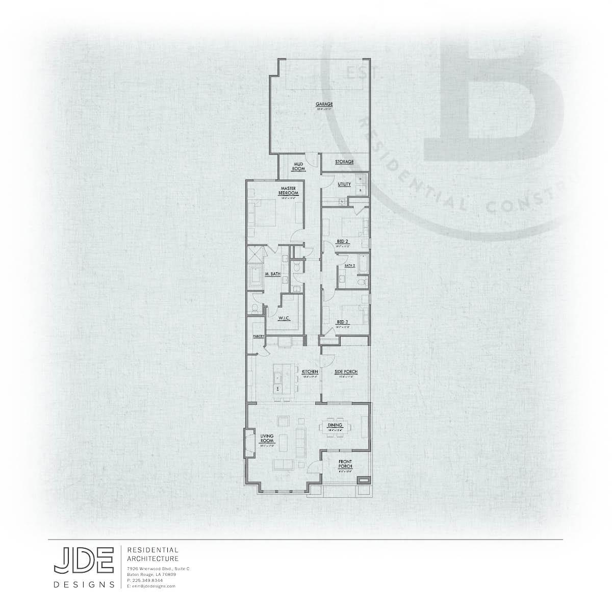 Madrid Floorplan