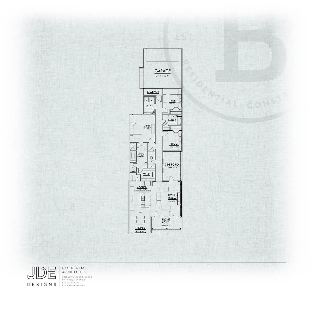 Sedona Floorplan