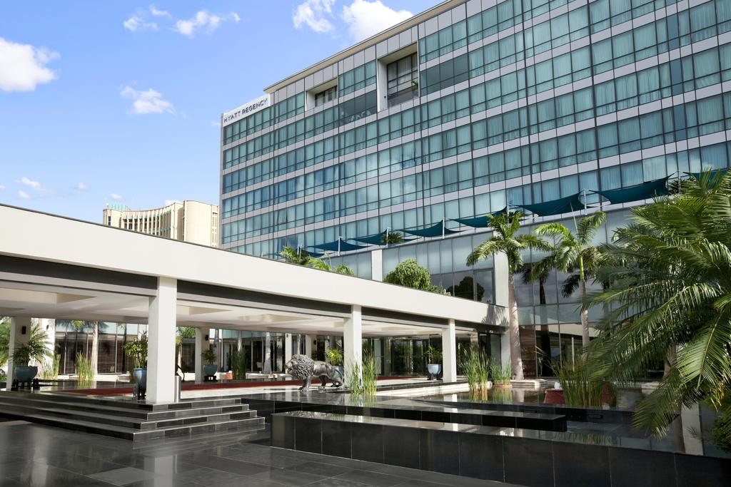 Hyatt Regency Dar es Salaam, The Kilimanjaro, is a modern oasis in the heart of the largest Tanzanian city.