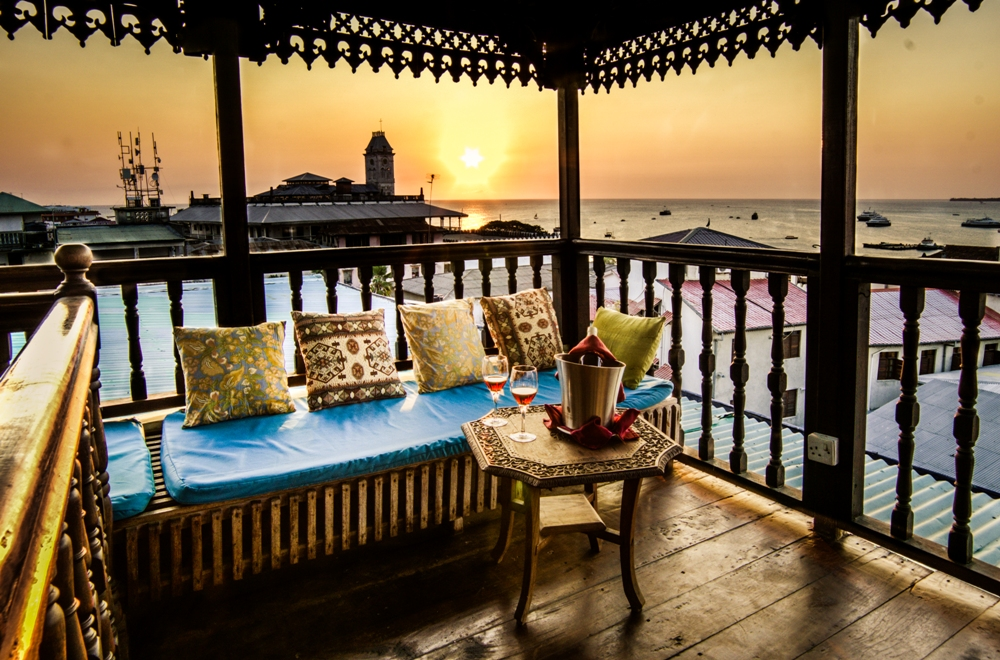Step into the Soul of Zanzibar. An exotic and curious building with historical significance and unique style.