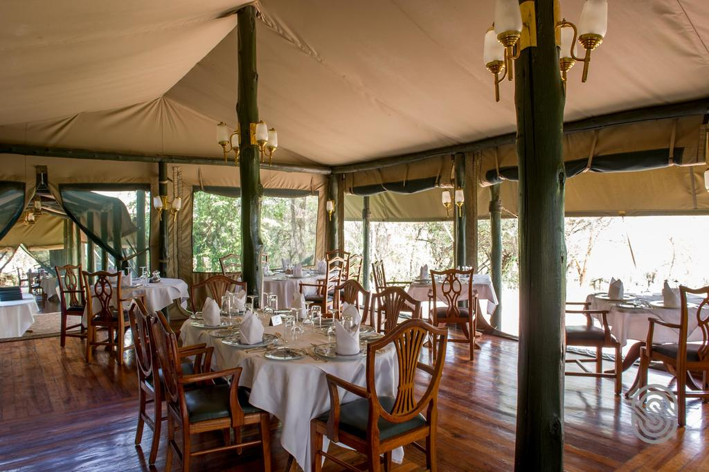 The most exclusive of the Serena Group's many safari venues, Kirawira Serena Camp in the Serengeti offers the epitome of classic 'Out of Africa' safari camp luxury.