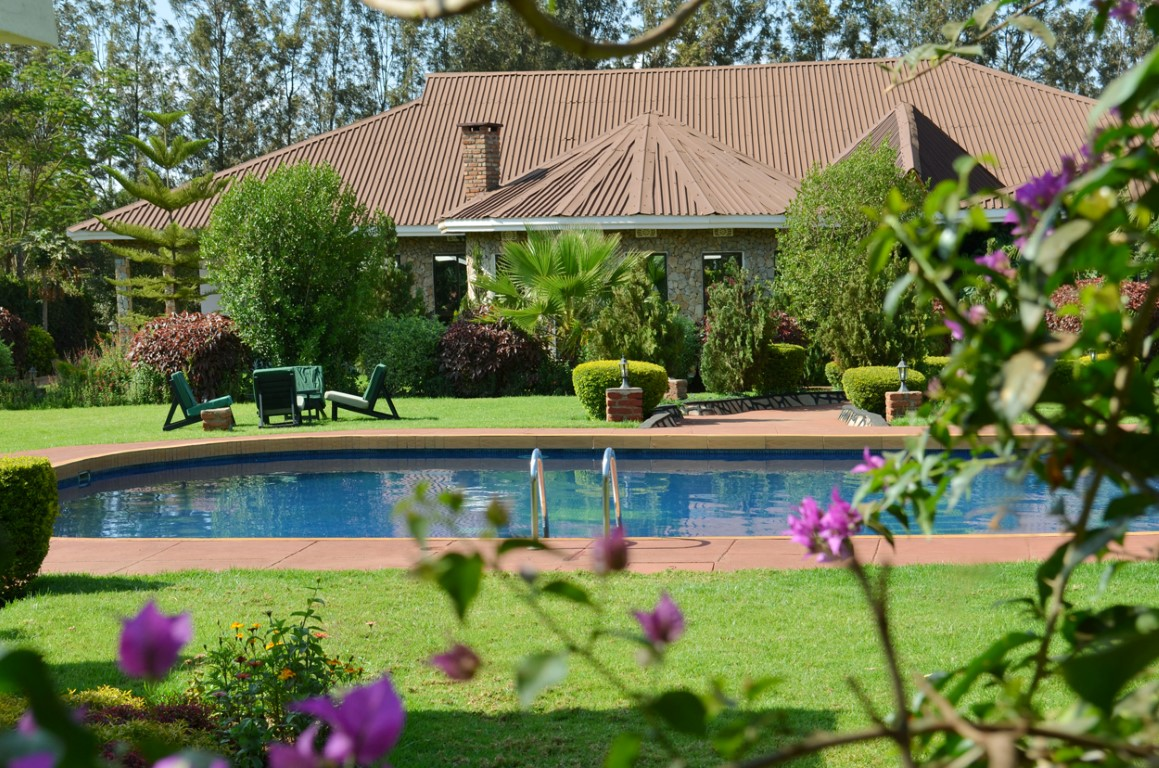 We've created a small sanctuary on the edge of Karatu town where safari travellers can take a break from the dusty roads and enjoy fresh country cuisine, a cool garden environment