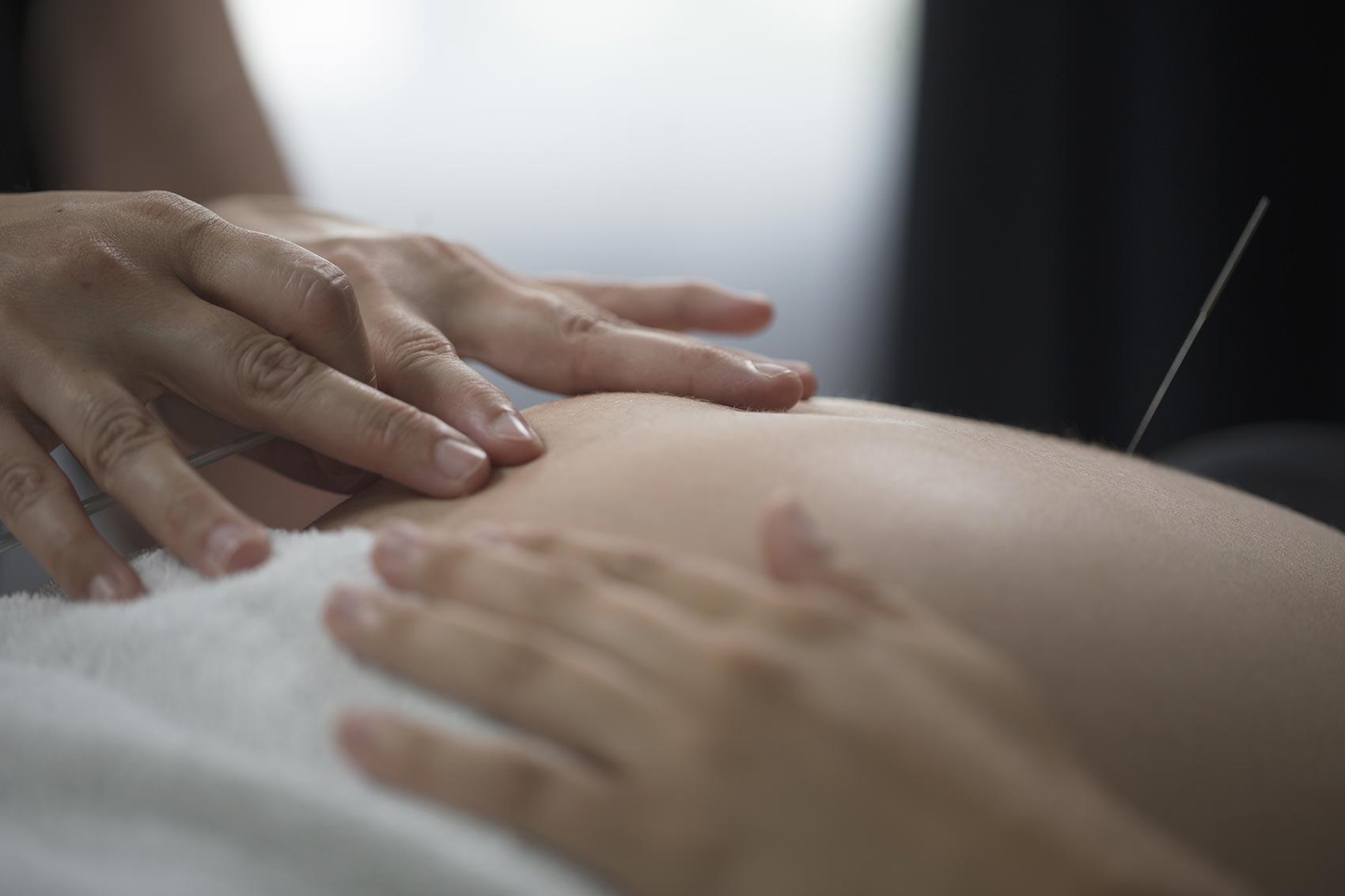 Enseignement d'acupuncture pour grossesse