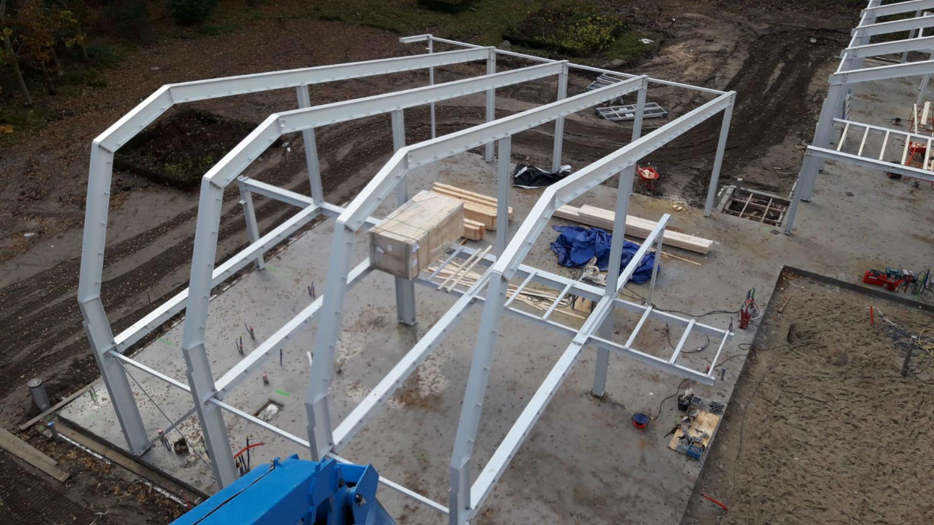 Constructie Villa in Aerdenhout