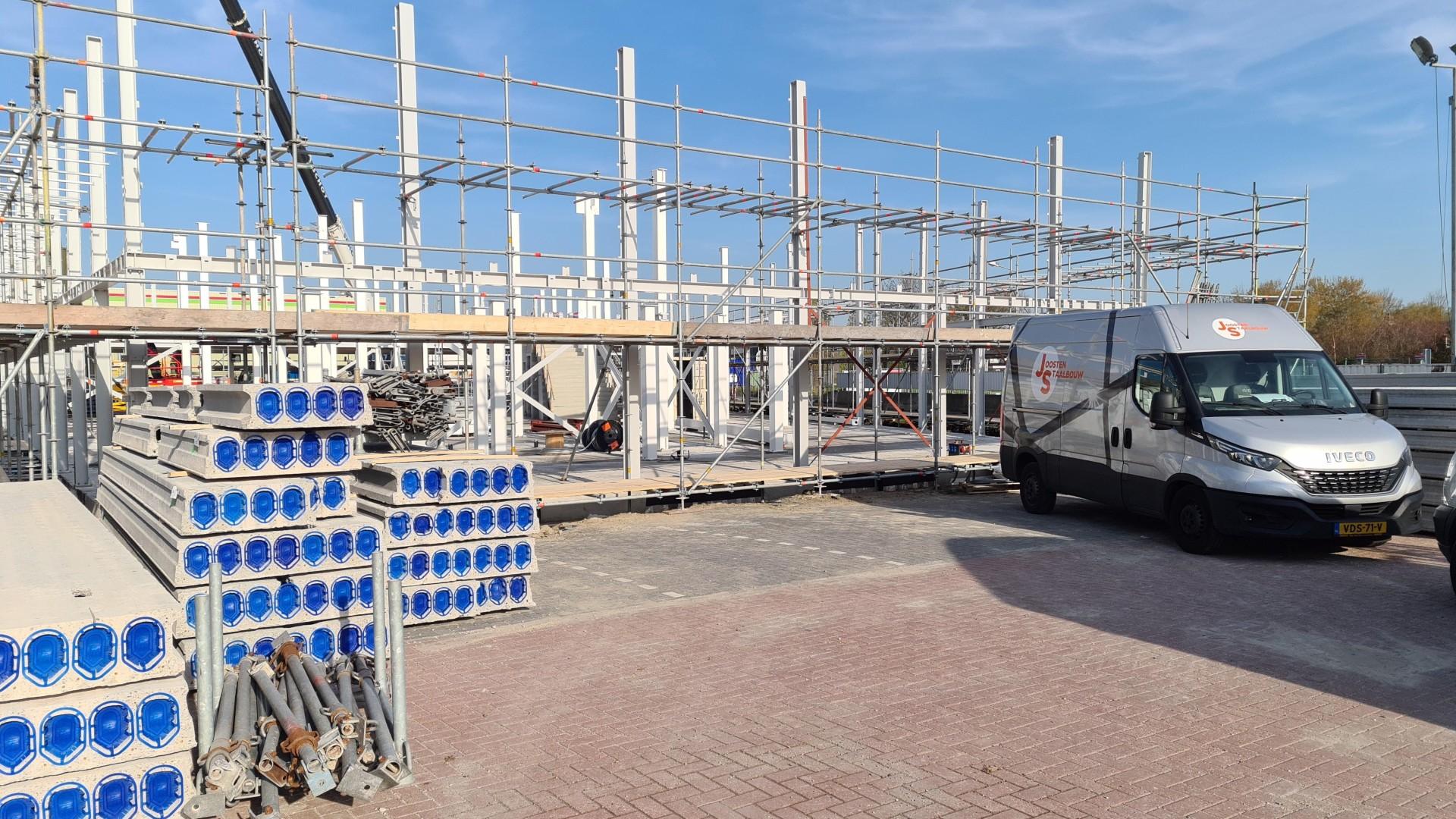 Nieuwbouw kantoor Vezet