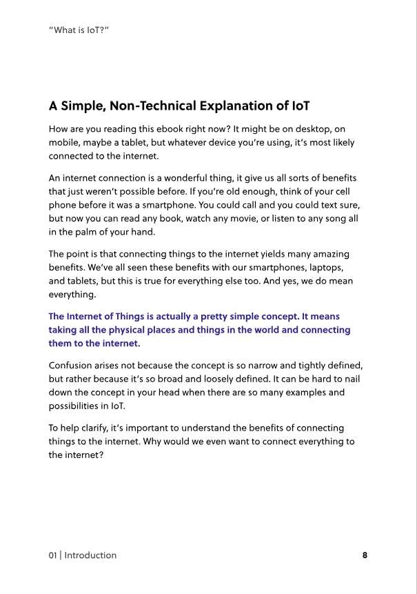 Leverege | IoT 101: An Introduction to IoT