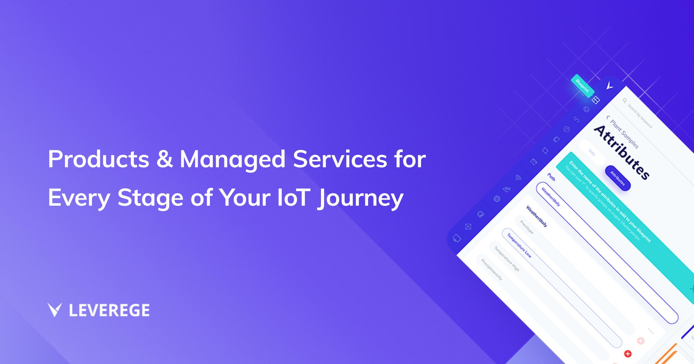 Leverege | IoT Platform
