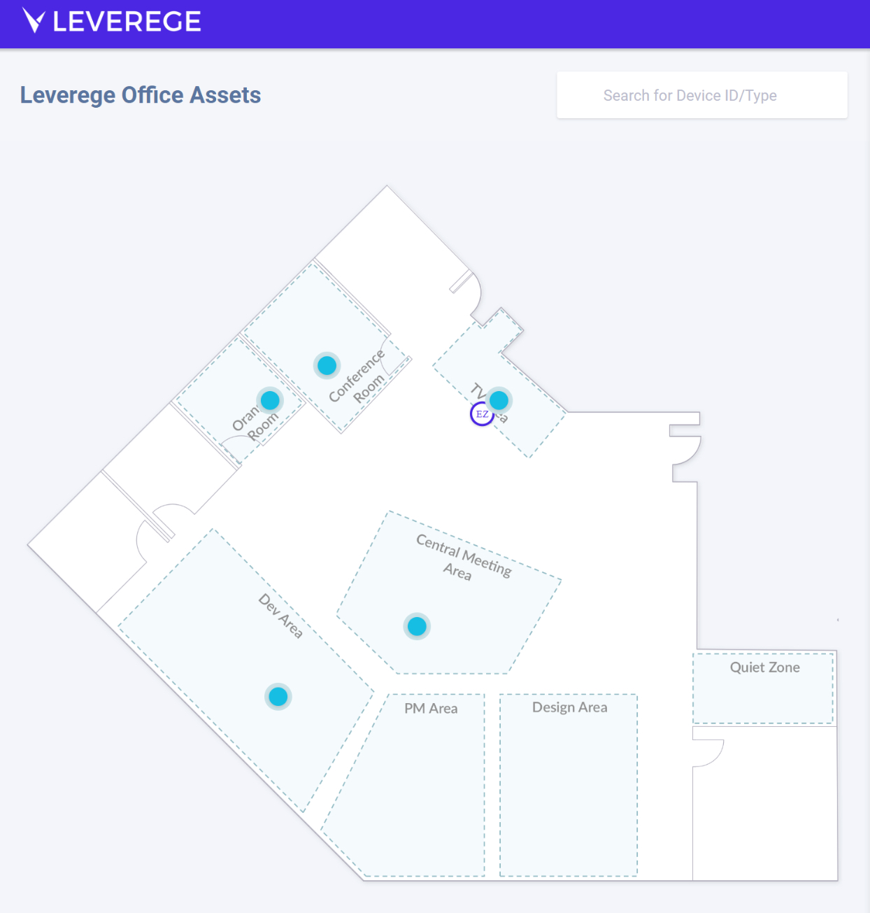 Leverege | Prototyping an Indoor Tracking System