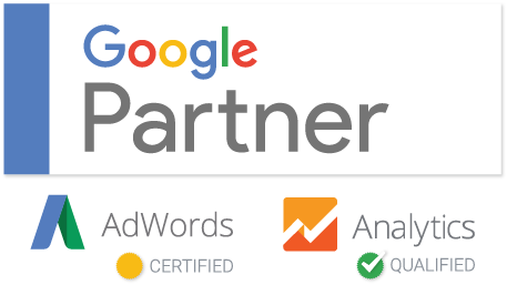 Google Agency Partner logo