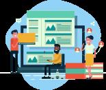 Full Service Digital Marketing Icon