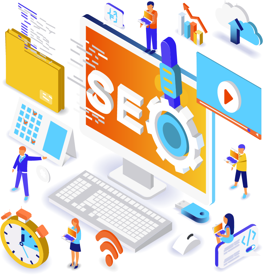 Digital Marketing Agency - SEO
