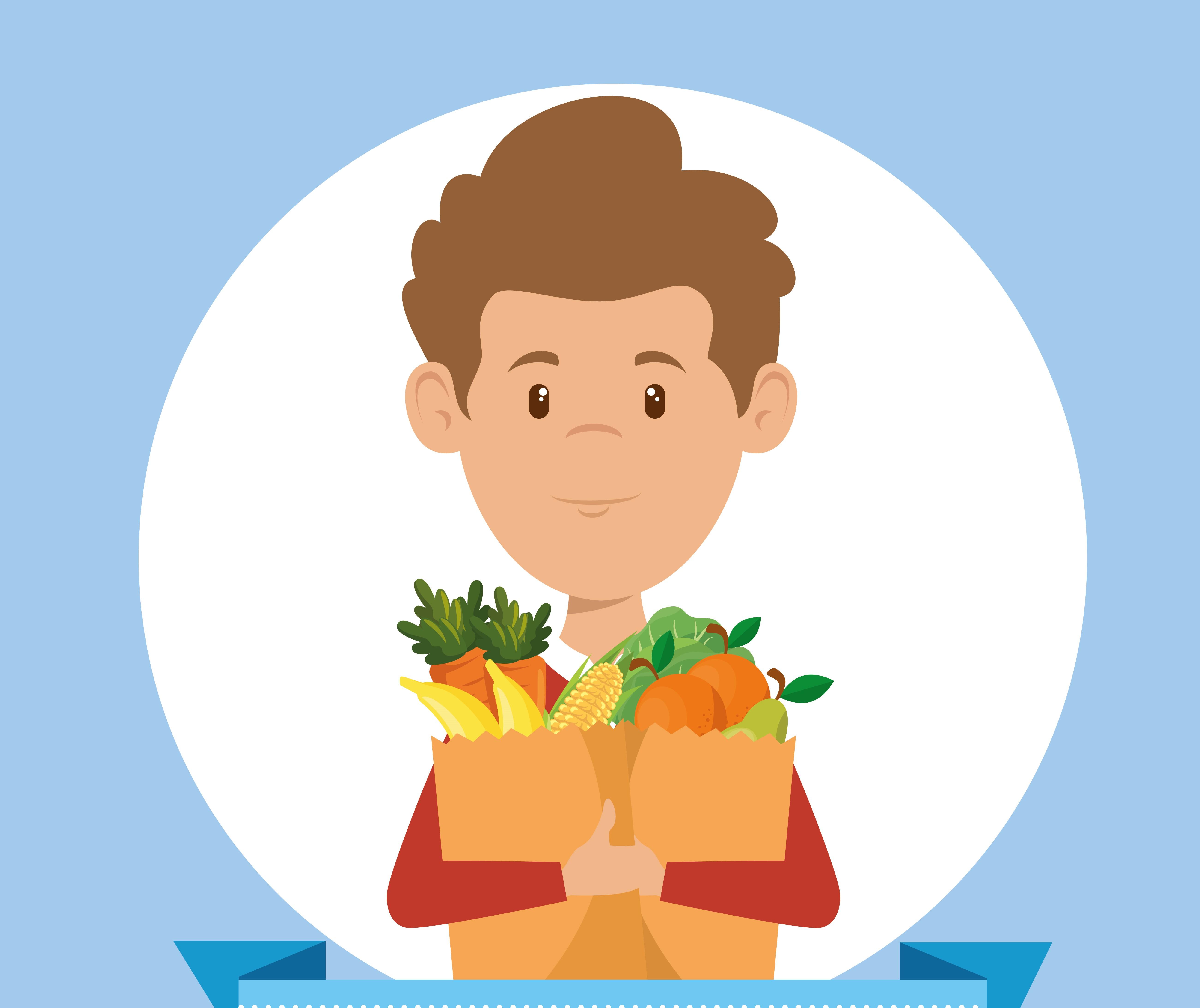 Vegan Digital Marketing Icon