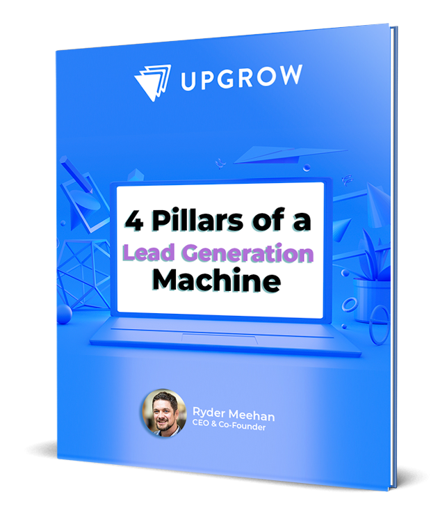 4 Pillars of a Lead Machine ebook