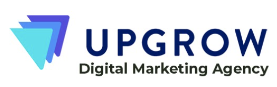 Upgrow Digital Marketing Agency Logo