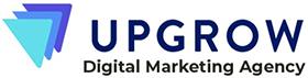 Upgrow Digital Marketing Agency Logo