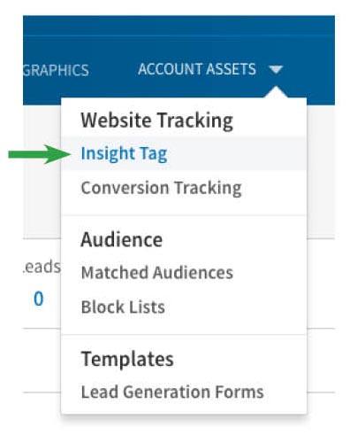 LinkedIn Insight tag2
