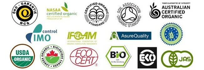 Certification Logos Example