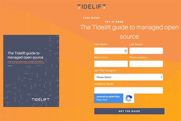 Tide Lift Ebook Example