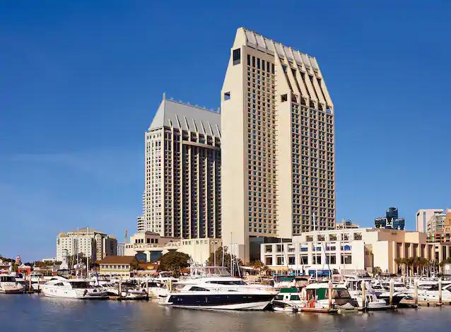 Manchester Grand Hyatt - San Diego, CA TSIA Conference Location 2020