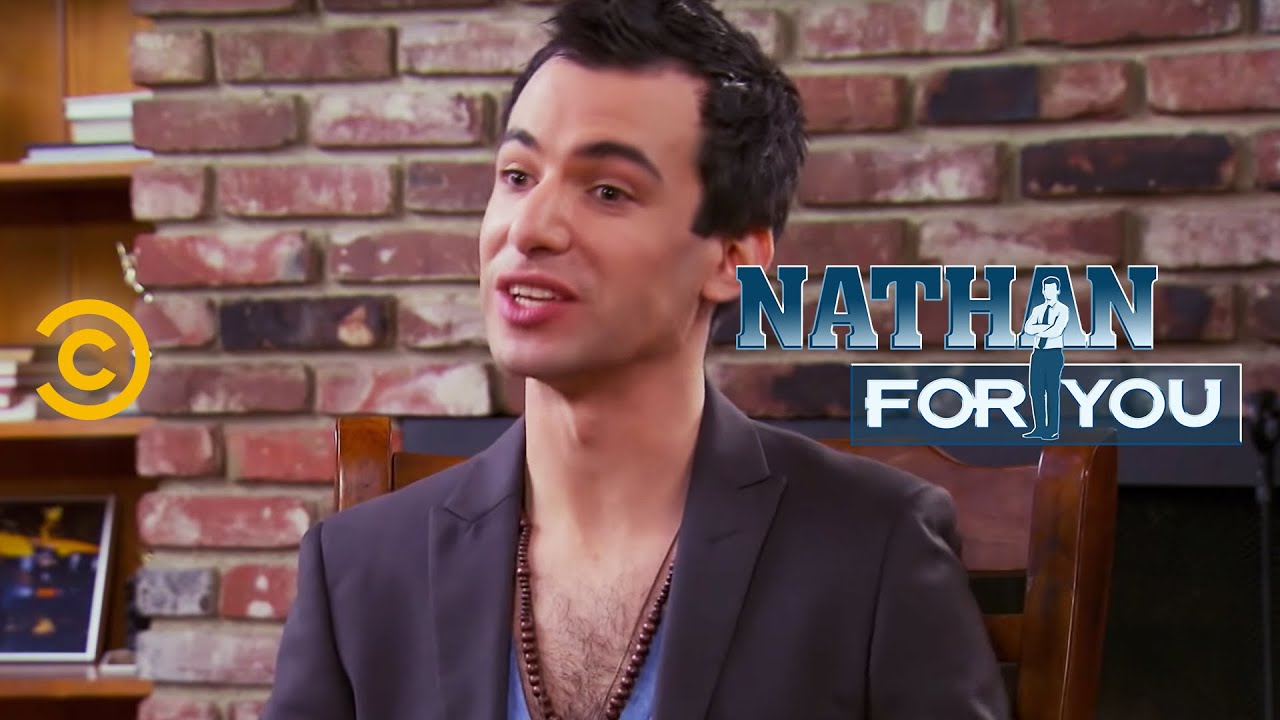 "Real Marketing Lessons from ""Nathan for You"""