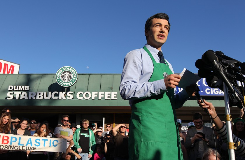 Nathan for You - Dumb Starbucks