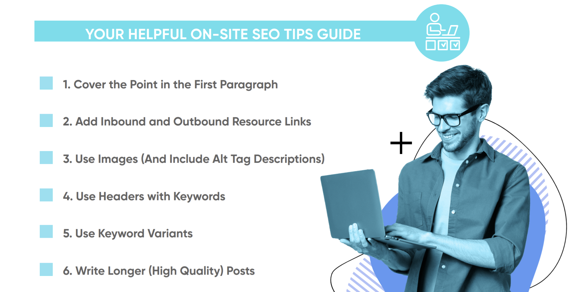Step-by-Step Guide and On-Page SEO Checklist for Increasing Organic Traffic in 2020