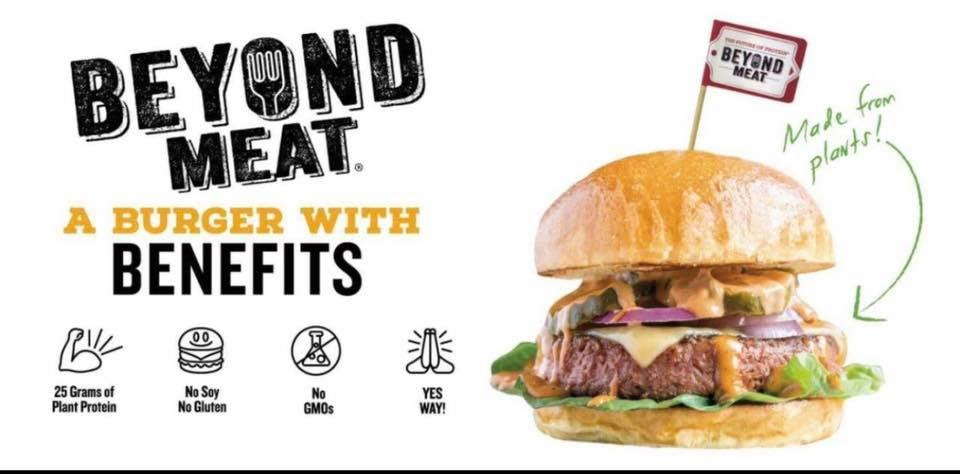 Beyond Meat: An alternative for meat eaters