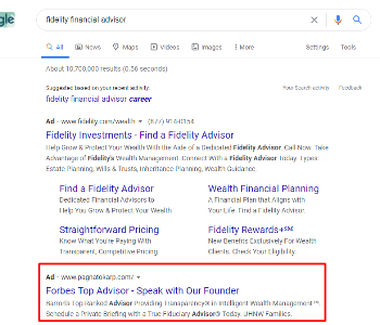 The Right Way to Use Competitor Keywords in Google Ads (Step by Step)
