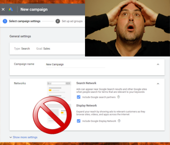 Google Ads Settings that Waste Your Money (& How to Change Them)
