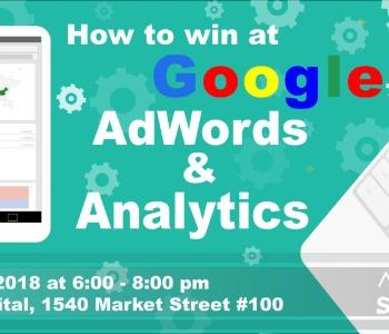 Google Ads & Google Analytics Overview | AMA San Francisco Presentation