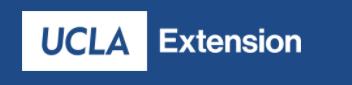 UCLA Extension Certification Program
