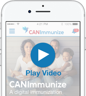 click to play a short video introducing canimmunize