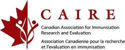 Canadian Association for Immunization Research and Evaluation Logo