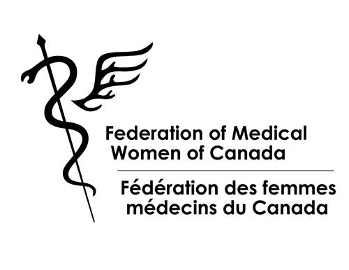 Federation of Medical Women of Canada Logo