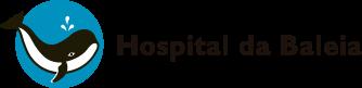 logo hospital da baleia