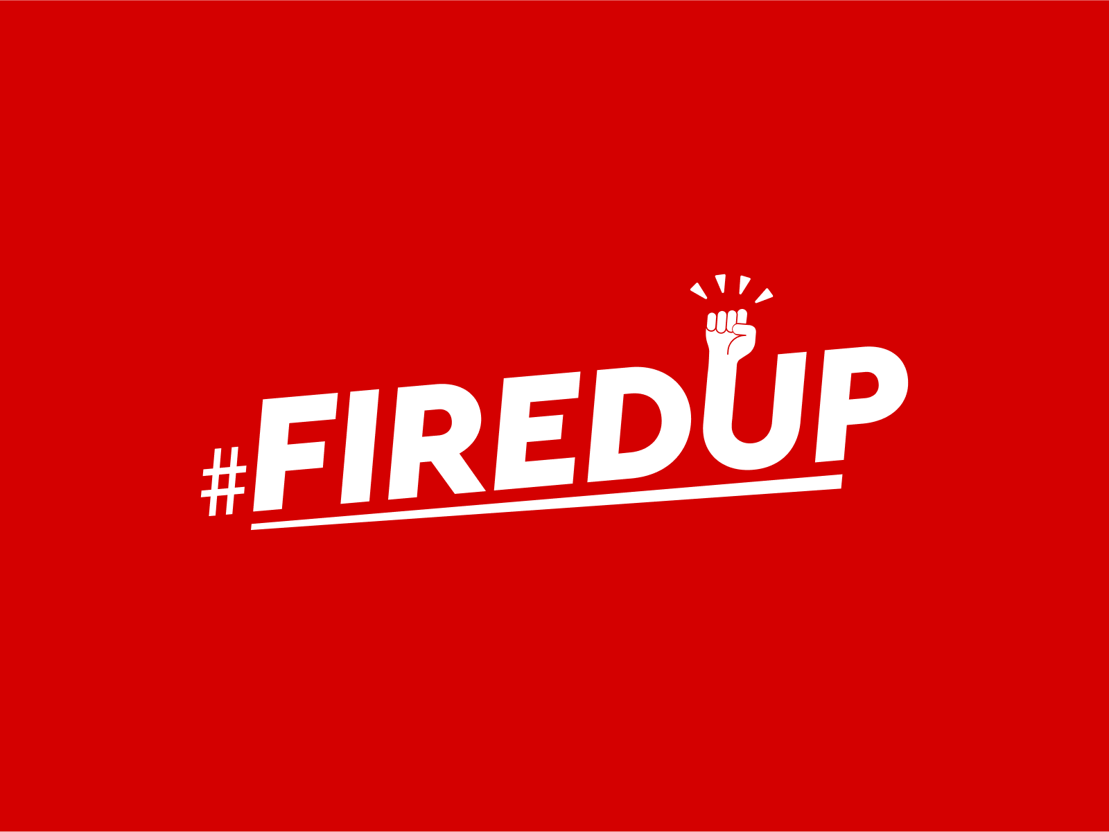 #FiredUp Climate Action Campaign