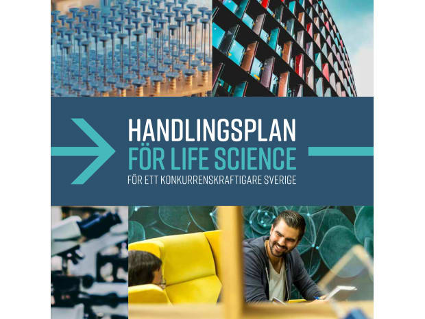 The Life Science Industry – crucial for Sweden!