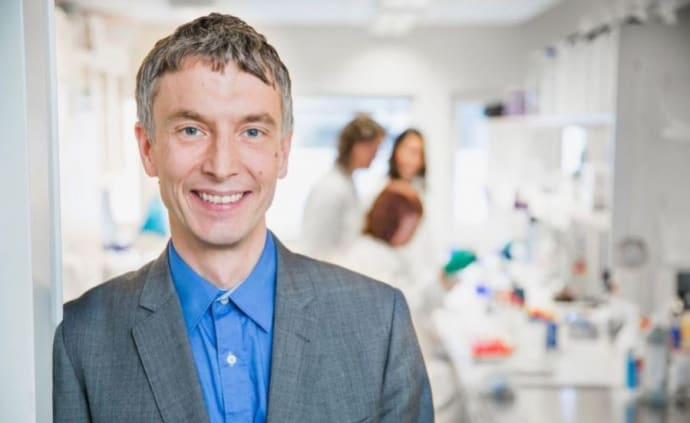 Niklas Norgren, CEO UmanDiagnostics.