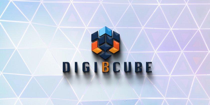 Digi-b-cube logo